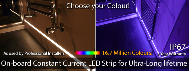 Constant Current LED Strips