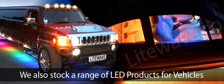 Car Neons and LED Lights for Vehicles