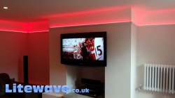 Mood Lighting in lounge / TV room