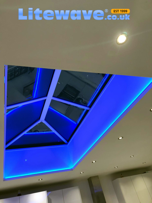 Roof Lantern Lighting