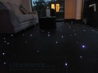 Fibre Optics - Enhance any room indoors or outdoors