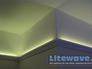 Wall Uplighting