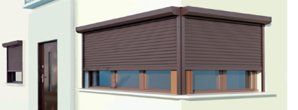 Shutterbox - Control Electric Window Blinds, Garage Doors, and Rollers from anywhere in the world