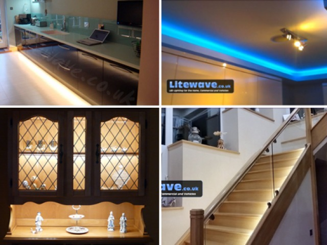 LED Tape & Strip Lights
